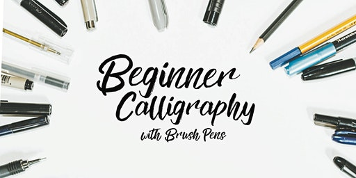 Beginner Brush Pen Calligraphy (Speckled Hen)