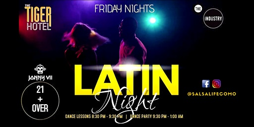 Latin Night @ The Industry