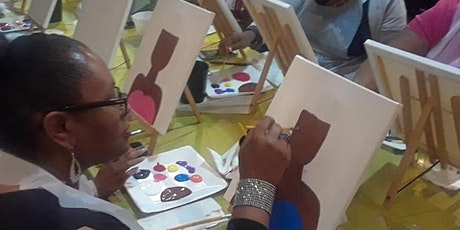 Beauties & Brushes 2nd Annual Mother's Day Paint Night tickets