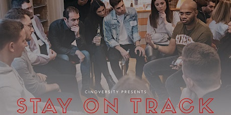 STAY on TRACK by CINOversity Tickets