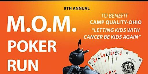9th Annual MOM Charity Poker Run