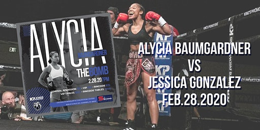 The Best of Tomorrow X: Alycia Baumgardner vs Jessica Gonzalez