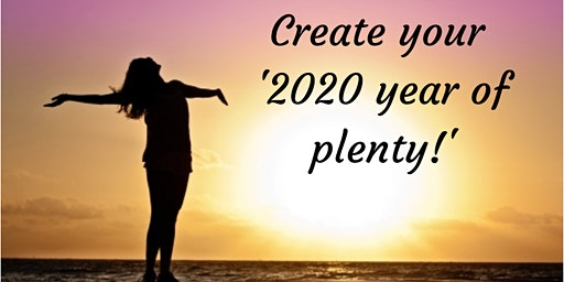 Create Your 2020 Year of Plenty