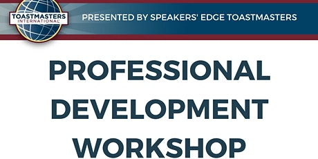 Professional Development Workshop tickets