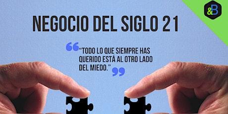 NEGOCIO DEL SIGLO 21 / VENTAS APALANCADAS entradas
