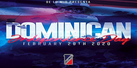 DeLoMio presents: Dominican Independence Day Party tickets