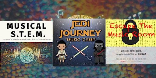 Ultimate Mind On Music Camp - Spring Break 2020