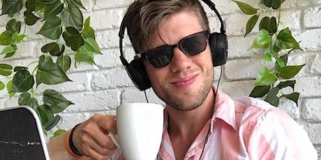 Breakfast Talk with Alex Morris tickets