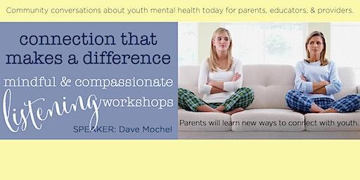 APRIL 26 - Mindful & Compassionate Listening Workshop