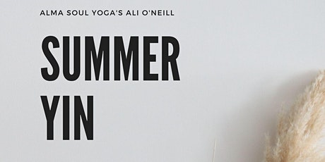 Summer Yin - Masterclass (Function Well, Teneriffe) tickets