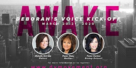 Deborah's Voice Kick-Off Rally tickets