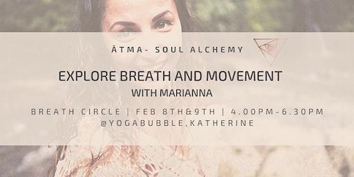 Explore breath and Movement