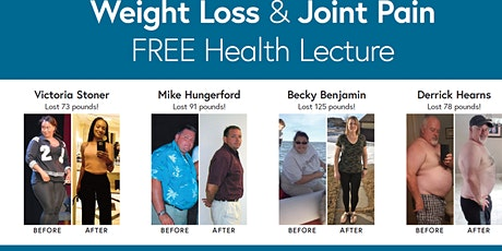 Free Weight Loss & Joint Pain Health Lecture tickets