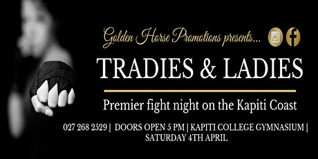 Tradies & Ladies Premier Boxing tickets