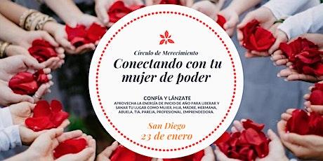 Circulo de Mujeres en español tickets