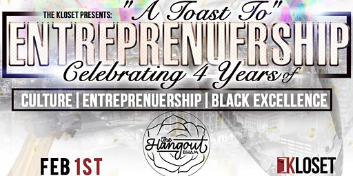 A Toast to Entrepreneurship