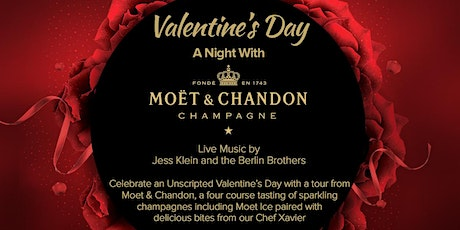 A Night With Moet & Chandon tickets