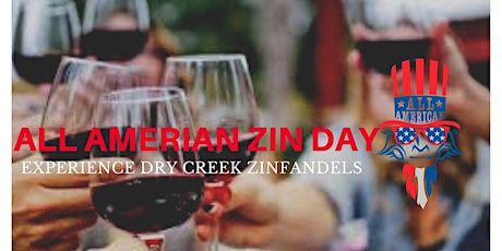 ALL AMERICAN ZIN DAY tickets