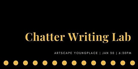 Writing Workshop: Chatter Writing Lab tickets