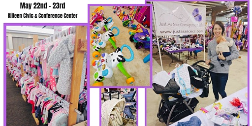 Kids Clothing & Toys Consignment Sale - Just As Nice