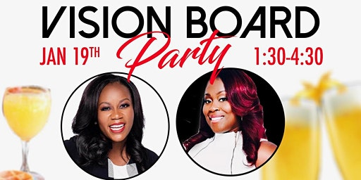 Vision Board Party