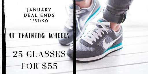 January Deal for 2020 Fitness