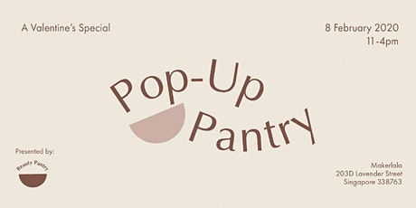 Pop-up Pantry: A Valentine's Beauty Swap Edition tickets