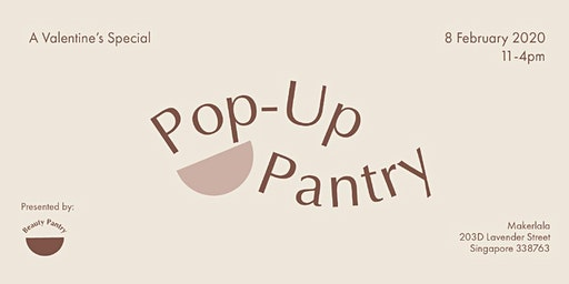 Pop-up Pantry: A Valentine's Edition