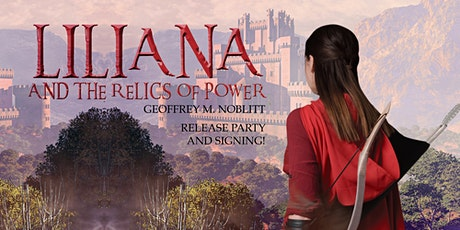 Liliana And The Relics Of Power Book Release Party tickets