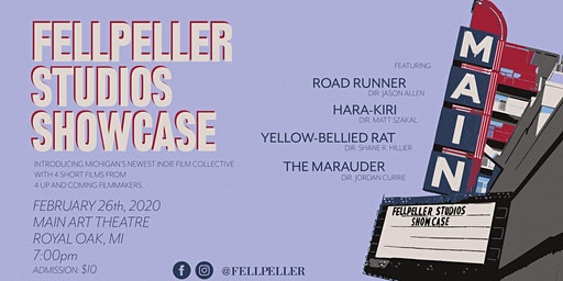 Fellpeller Studios Showcase