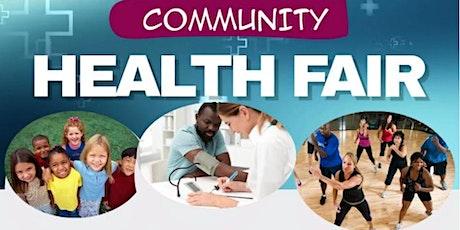 Durham Council of PTA presents FREE Community Health Fair tickets