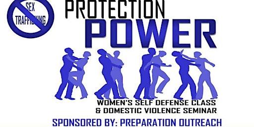 Women's Self Defense Class RSVP ($10 at door)