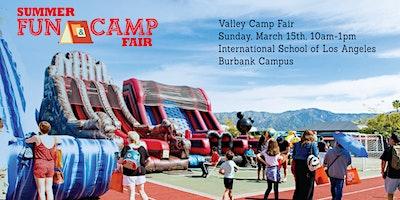 2020 Valley Summer Fun & Camp Fair presented by SoCalMoms + MomsLA