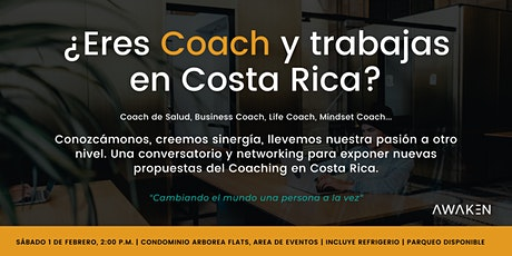 Meet-up Coaches en Costa Rica (Life, Health, Business, Mind, etc) tickets