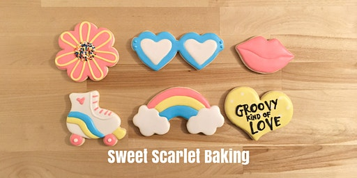 Valentine's Adult Beginner Cookie Decorating Class
