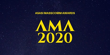 ASASI MASSCOMM AWARDS 2020® BY ASID BULETIN tickets