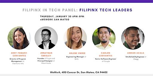 Filipinx in Tech Panel: Filipinx Tech Leaders