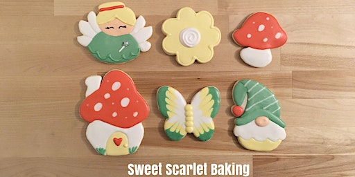 Spring Adult Beginner Cookie Decorating Class