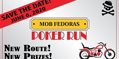 Fedora's 3rd Annual Poker Run  for Toys for Tots tickets