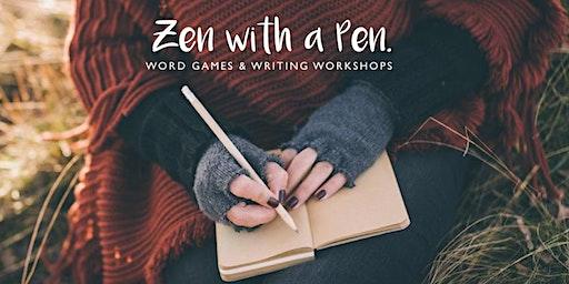 Zen with a Pen @ Zen Revolution