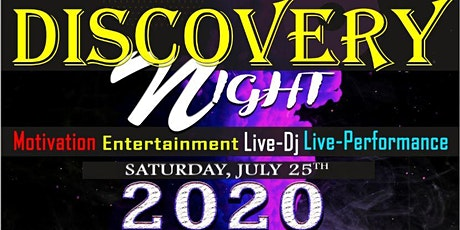 DISCOVERY NIGHT 2020 tickets
