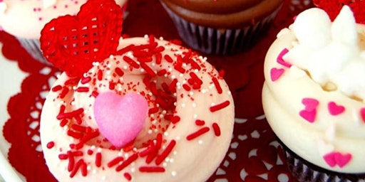 Valentine's Cupcake Decorating For Kids