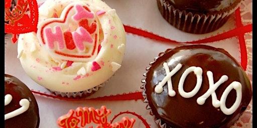 Kids Cupcake Decorating Class