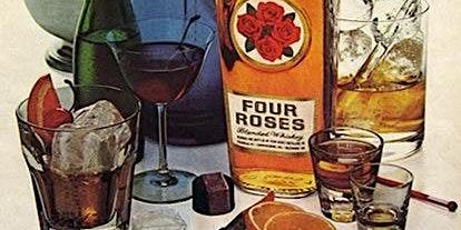 Four Roses Whiskey Social Tasting.