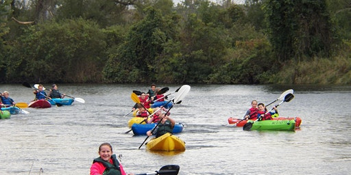 Muskegon Community Paddle - World Record Edition
