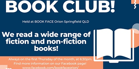Book Club (Reads most adult fiction and non-fiction) tickets