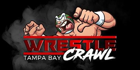 WrestleCrawl 2020 Tampa Bay tickets