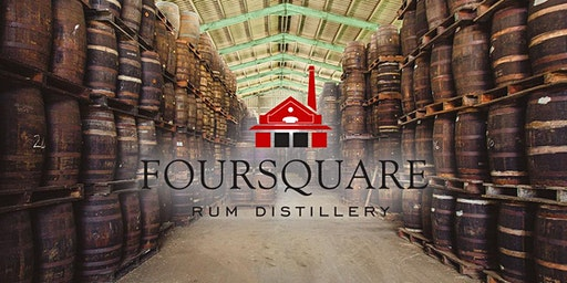 Foursquare Rum Tasting at the Whiskey Social.