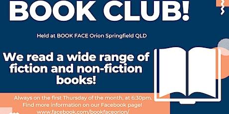 YA Book Club (Reads a wide range of YA fiction) tickets