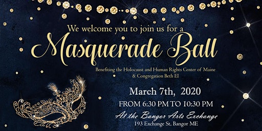 Purim Masquerade Ball and Silent Auction